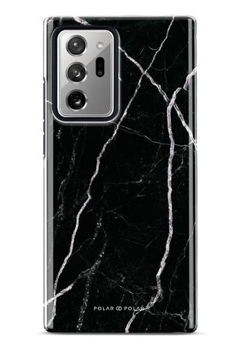 Polar Polar black Secret Dark Dual-Layer Tough Case Glossy For Samsung Galaxy Note20 Ultra 5G F9213ACA103553GS_1
