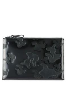Calvin Klein-Camo Collage 旅行 袋