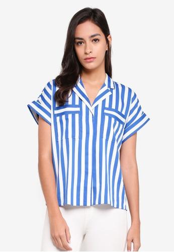Y.A.S white Eva Shirt 9CD1BAA36CC2ECGS_1