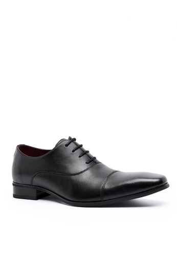 Twenty Eight Shoes Martini Classic Leather Shoes DS566 534ECSH7856E3AGS_1