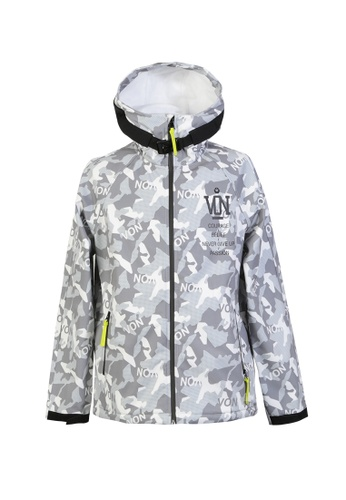 BSX white BSX All overprint jacket (Online exclusive) 0407066201 B433EAA01F7CF2GS_1