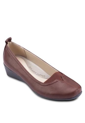 楔型跟正式女鞋,esprit分店 女鞋, 鞋