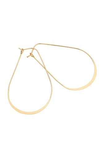 Dear Addison gold Chance Earrings 447E1ACBCB49FCGS_1