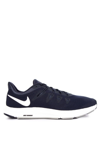 Nike navy Nike Quest Shoes C23DFSHC1B41A5GS_1