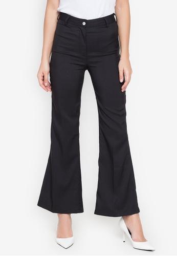 Lady N black Cassy Pants E363EAA45A750CGS_1