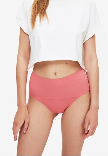 Trendyol pink Rose Panties 03E2FUSEAA28F5GS_1