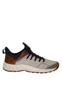 b80fedef Timberland grey Flyroam Trail Low Sneakerboots 27CECSH9BB17E2GS_1