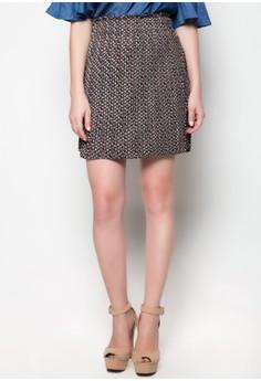 Full Print Skirt