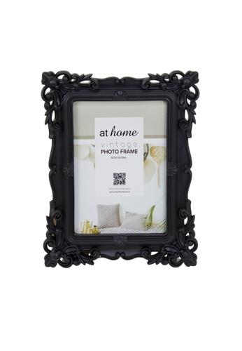 "At Home black Shaira Photo Frame 5x7"" C3559HLA05E8A8GS_1"
