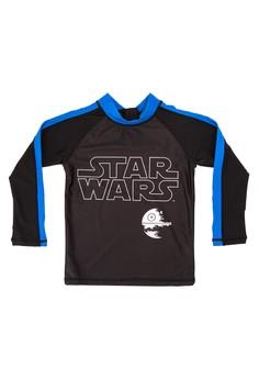 Death Star Long Sleeved Rashguard