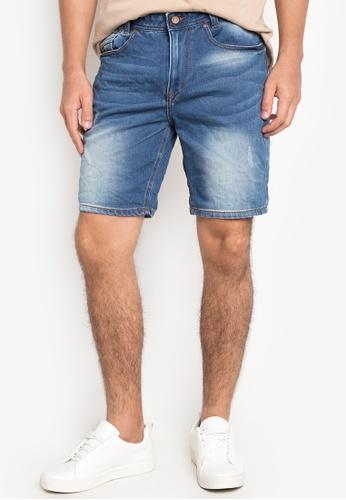 673c79b6a9 Shop Springfield Denim Shorts Online on ZALORA Philippines