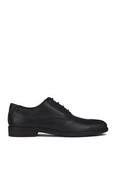 45e4da2e5da01 Geox blue Jaylon Formal Shoe 9B955SHAC202C9GS_1