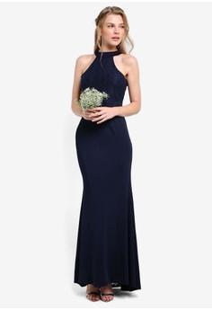 Maxi dress murah rm20segera
