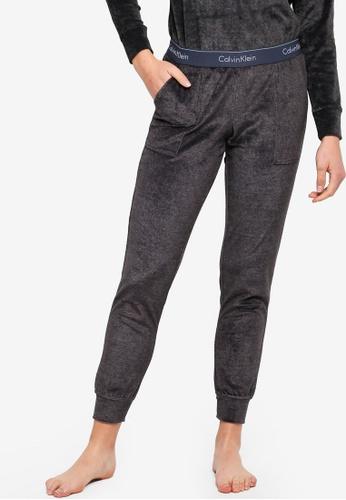 Calvin Klein black Modern Cotton Joggers - Calvin Klein Underwear 5C154AA2948BB6GS_1