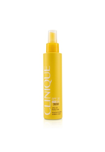 Clinique CLINIQUE - Virtu-Oil Body Mist SPF 30 144ml/4.9oz 47154BE4D91B4CGS_1
