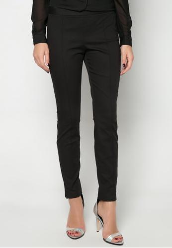 Dolce & Gabbana black Skinny Pants DA093AA35TPKPH_1