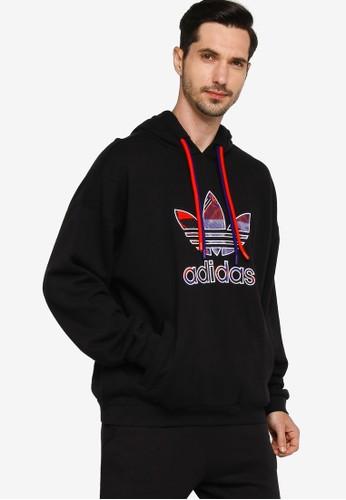 ADIDAS black cny hoodie EAB58AA5695040GS_1