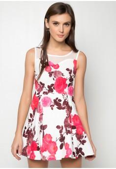 Sabrina Fit and Flare Dress