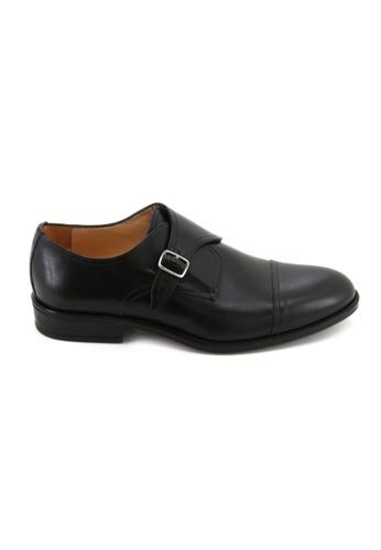 BATA Bata Men Dress Shoes - Black 8166395 2396BSH68A582EGS_1