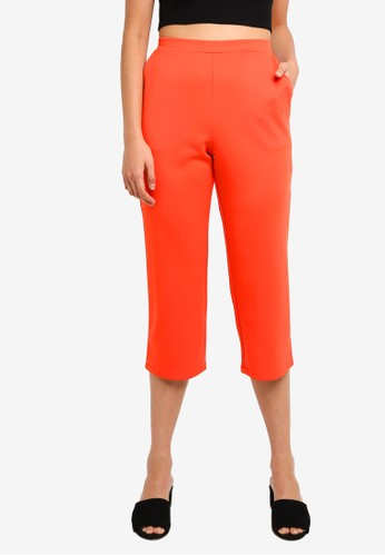 Supre orange Straight Leg Pants 72AB5AAE00C2BEGS_1
