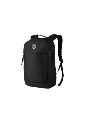 MORAL black Nova Backpack - Black Onyx 15062ACB33ADCAGS_1