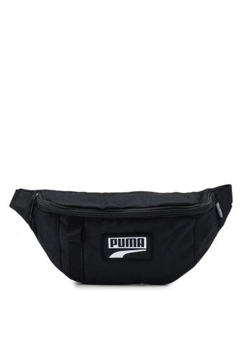 PUMA black Puma Deck Waist Bag DFE28AC77D32B9GS_1
