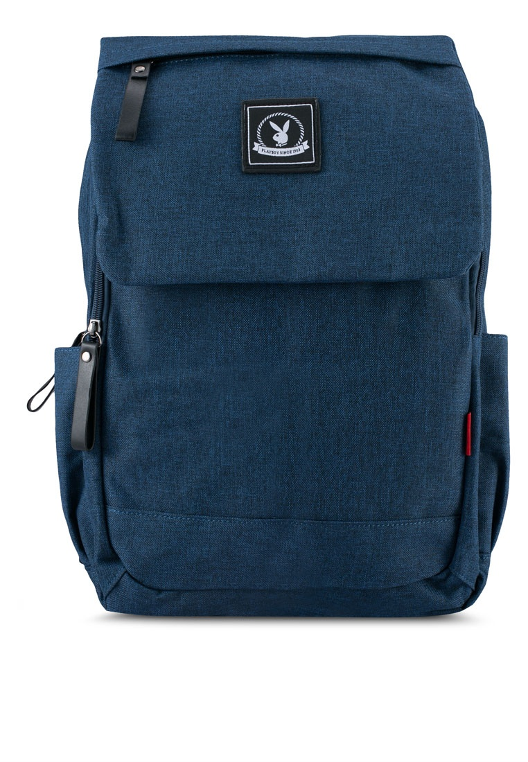 Blue Backpack Playboy Black Casual Friday Playboy q1tSx for ... 8bc3c421da6e1