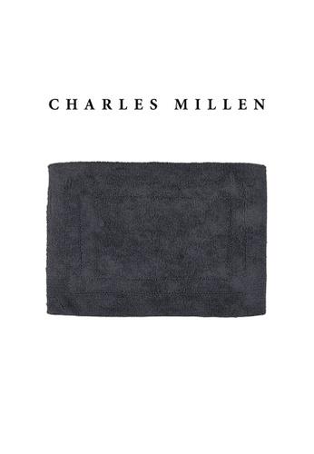 Charles Millen SET OF 2 Charles Millen Suite Matrice Tufted Bath Rug ( 40cm x 60cm )360g 7849FHL60B340CGS_1