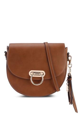 ALDO brown Glashen Crossbody Bag 06E1DAC96EF843GS_1
