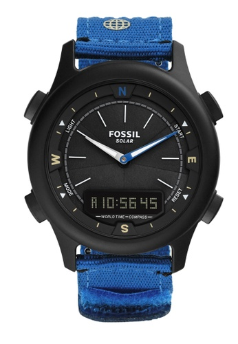 FOSSIL blue Earth Day Watch Watch LE1120 A49C6AC3AF641AGS_1