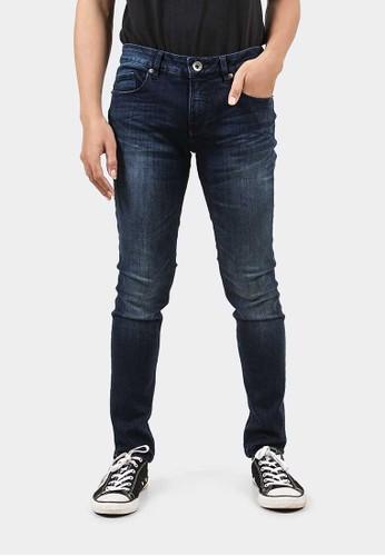 Celciusmen blue Denim Skinny Fit A07112C DDC98AAFD1A984GS_1