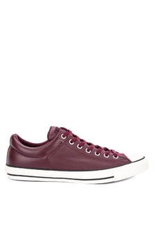 1d3b3629c33f Chuck Taylor High Street Postgame Leather Sneakers 01467SH59A6A75GS 1