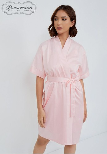 Possession pink Possession Kimono Ramona 90087 PK C1568AA36369BDGS_1