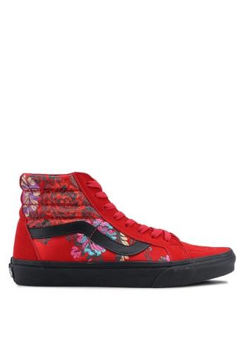 3647e46a0f Buy VANS Sk8-Hi Reissue Festive Satin Sneakers