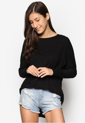 TBar 簡約長袖TEE、 服飾、 T-shirtCottonOnTBar簡約長袖TEE最新折價