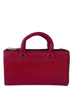 Image of Baglis Alisia Wallet Dompet Wanita - Merah