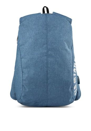 簡約帆布筆電後背包zalora 包包 ptt, 包, 旅行背包