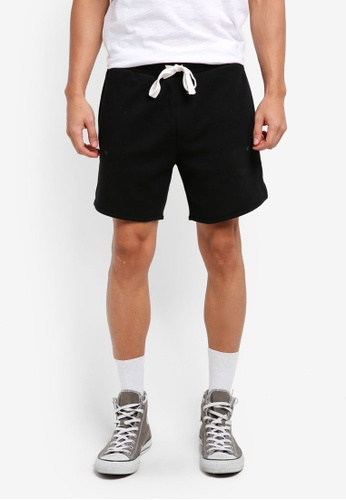 Cotton On black Coar Performance Double Knit Shorts CD379AA0009925GS_1