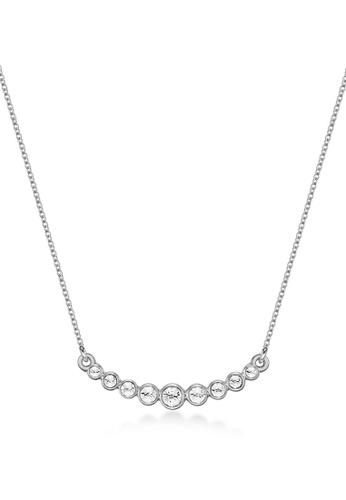 8b6684b2ee Buy Mestige Evangeline Necklace with Swarovski® Crystals Online on ZALORA  Singapore