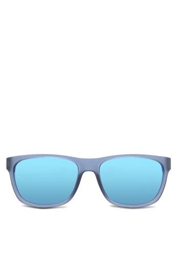 Emporio Armani blue Essential Leisure EA4081F Sunglasses EM212GL57RKWMY_1