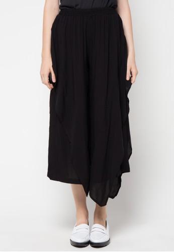 MONDAY TO SUNDAY black Miller Pants MO145AA75USQID_1