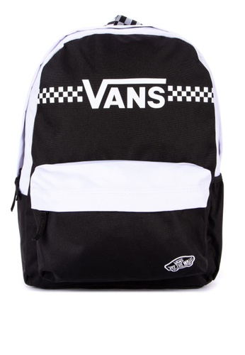3c4077d9455833 Shop VANS Good Sport Realm Backpack Online on ZALORA Philippines