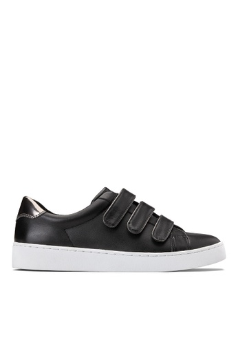 Vionic black Bobbi Casual Sneaker 90661SH5AAA270GS_1