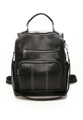 Twenty Eight Shoes Faux Leather Fashionable Backpack ZDL0308 E805EAC3AA1B3FGS_1