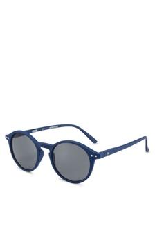 f3b5b3825ad SUN LetmeSee  D Navy Blue Lenses +0.00 Sunglasses 25BB2GLCEF17CEGS 1 Izipizi  ...