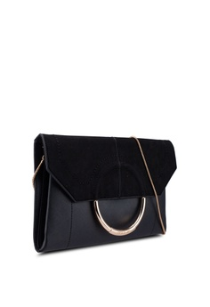 631dad7d3 19% OFF River Island Circle Front Envelope Clutch S  35.90 NOW S  28.90  Sizes One Size