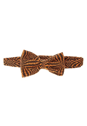 BARBA orange Abel Bow Tie BA953AC14LIZPH_1