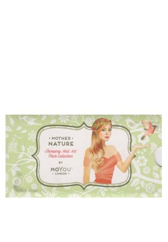 MoYou London green Moyou Mother Nture 04 Free Nail File B32FCBE3EDD70DGS_1