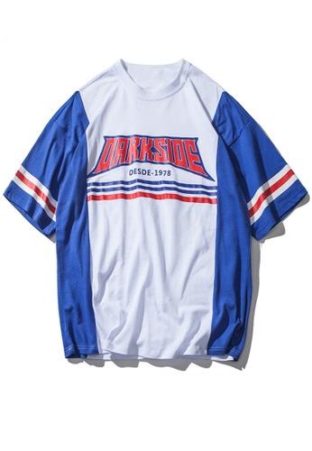 Twenty Eight Shoes Trend Printed Short T-shirt HH8064 5680CAAF942E64GS_1