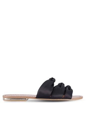 Call It Spring black Canwood Sandals CA512SH0RLESMY_1
